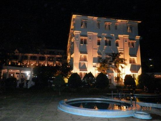 Hotel Suisse: extérieur