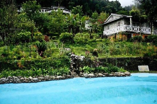 Begnas Lake Resort: Resort view