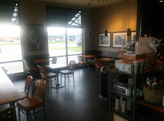 Starbucks: Store