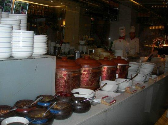 Traders Hotel, Beijing : Prima colazione