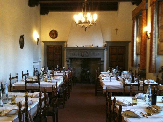 Villa Agape: Dining room