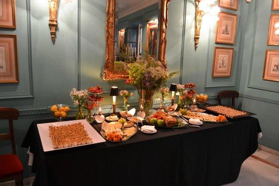 Detalle de c ctel buffet fotograf a de casa manolo le n sevilla tripadvisor - Casa manolo leon sevilla ...