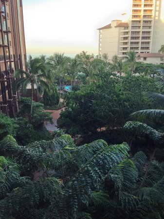 Aulani, a Disney Resort & Spa: Island view room category
