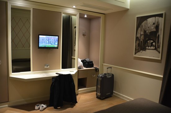 Hotel Golf: camera