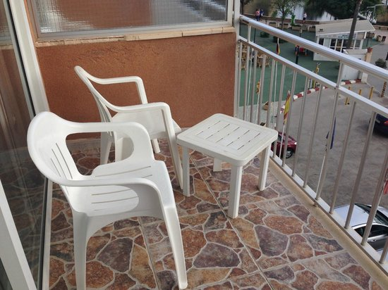 balcony furniture picture of playa moreia apartments s