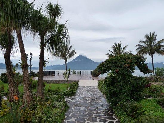 Foto de jardines del lago panajachel jardines del lago for Lagos de jardin