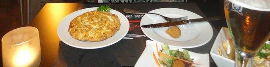 Tapas Locas : Omelette+Tapas