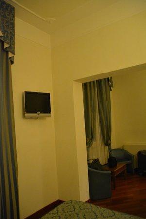 Hotel Embassy : camera