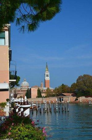 Belmond Hotel Cipriani: Landing stage area