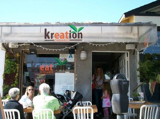 Photo of Cafe Kreation Kafe at 1023 Montana Ave, Santa Monica, CA 90403, United States