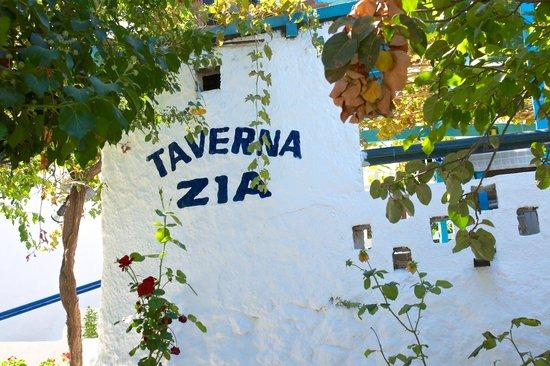 Taverna Zia No Stress: på väg