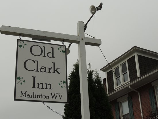 Old Clark Inn: Come to CLARKS