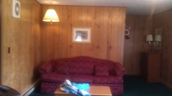 Table Rock Resorts at Indian Point: living area