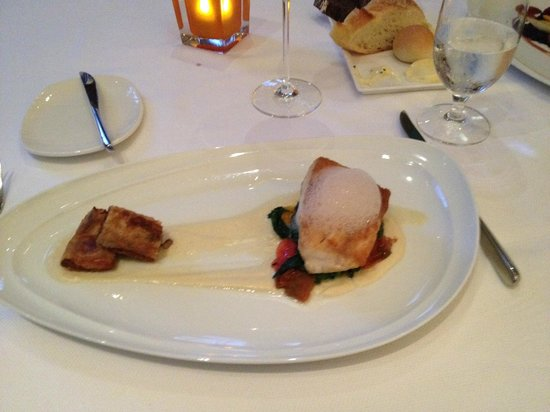 The Maritana Grille at The Don CeSar: Cobia