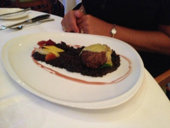The Maritana Grille at The Don CeSar: Filet Mignon