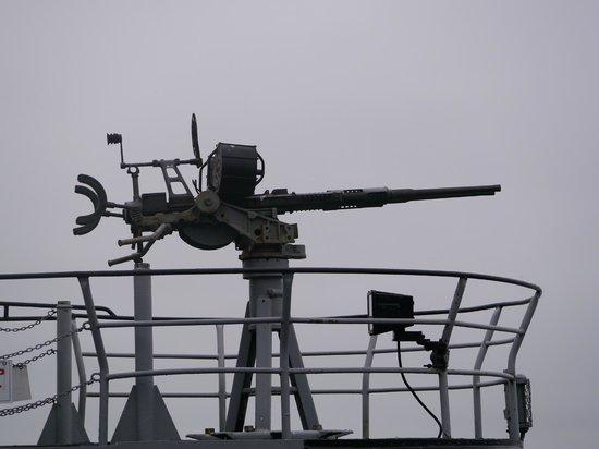 USS Pampanito: Sous marin dans le port de San Francisco 5