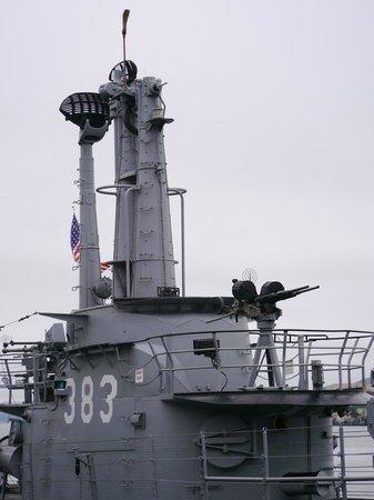 USS Pampanito: Sous marin dans le port de San Francisco 6