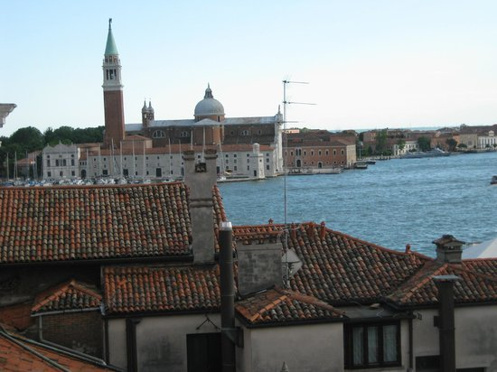Bed & Venice: View from terrace