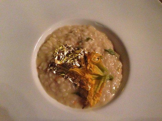 Brig Restaurant : Risotto