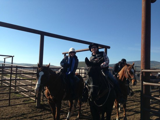 The Resort at Paws Up : Cattle Drive