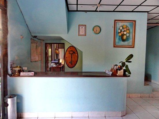 Villa Puri Royan : лобби