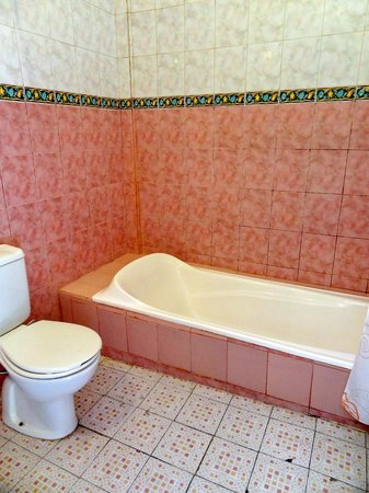 Villa Puri Royan: ванная комната