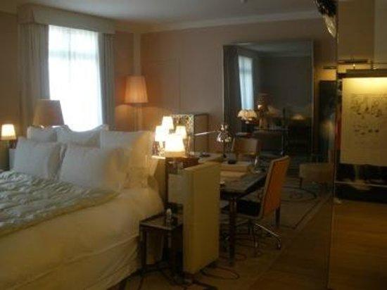 Le Royal Monceau-Raffles Paris: Interior