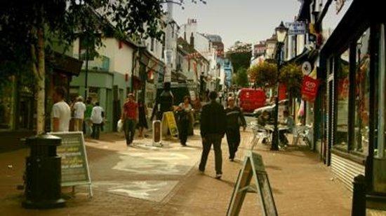 The Lanes : de magnifiques rues pietonnes