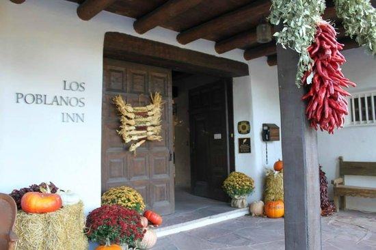 La Merienda: Entrance..