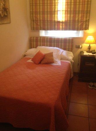 Hotel Monte Victoria: Einzelzimmer