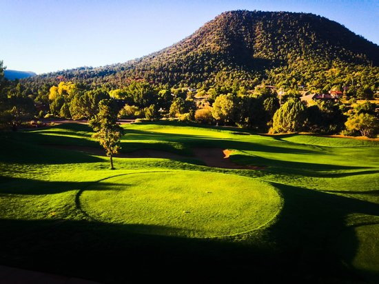Ridge on Sedona Golf Resort: Sedona Morning