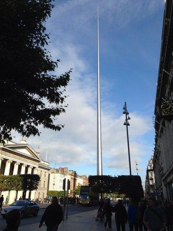 Riu Plaza The Gresham Dublin: Cannot miss this Impressive Landmark