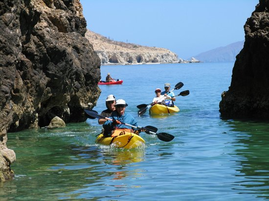 Panterra Eco-Expeditions - Day Trips : Kayaking where few have kayaked before.