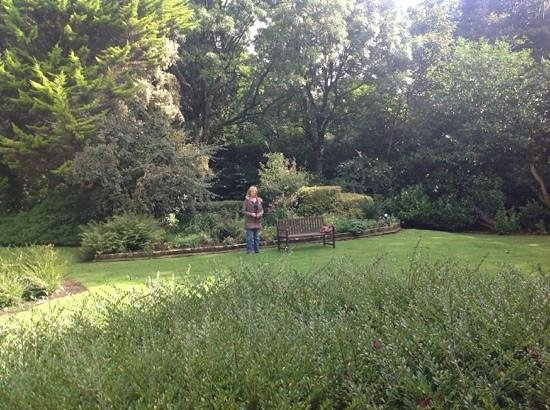 Tre-Ysgawen Hall, Country House Hotel and Spa : Hotel Gardens