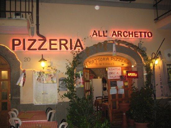 Villa Savoia: pizza