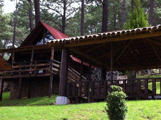 Pinos altos mazamitla jalisco opiniones y fotos del campamento tripadvisor - Cabanas de madera los pinos ...