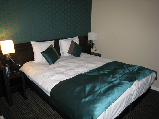 BEST WESTERN Hotel Docklands: Chambre
