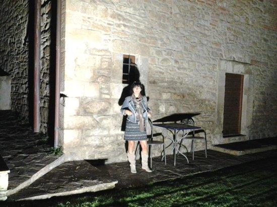 Relais Parco Fiorito : Alla sera