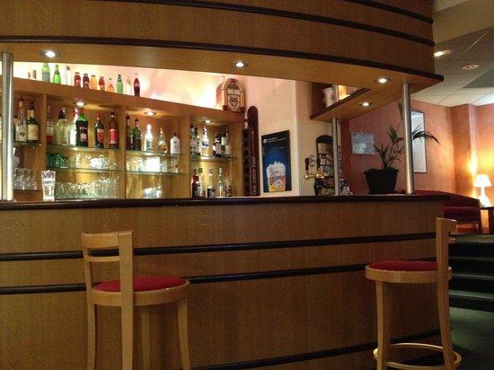 Campanile Dijon Centre - Gare : Bar du campanile centre Dijon