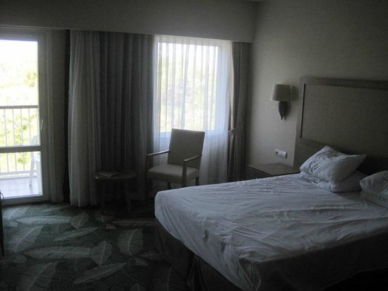 Otium Eco Club Side : another view of our room