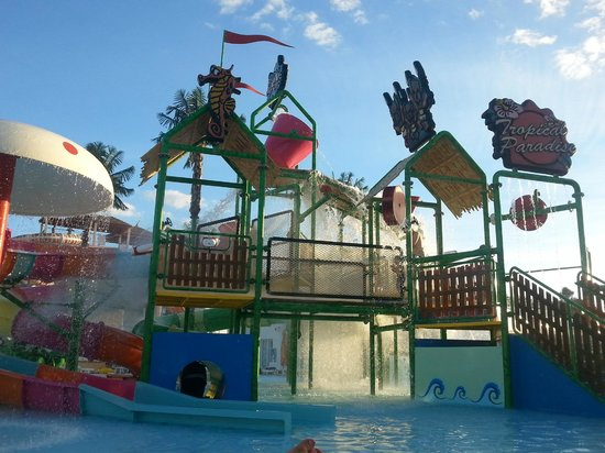 Thalassa Sousse Resort & Aquapark: water park