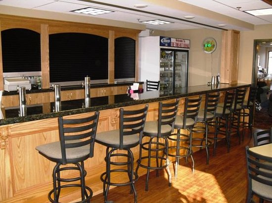 Comfort Inn: Lounge