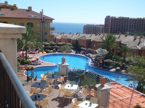 Hotel & Spa Benalmadena Palace: main pool