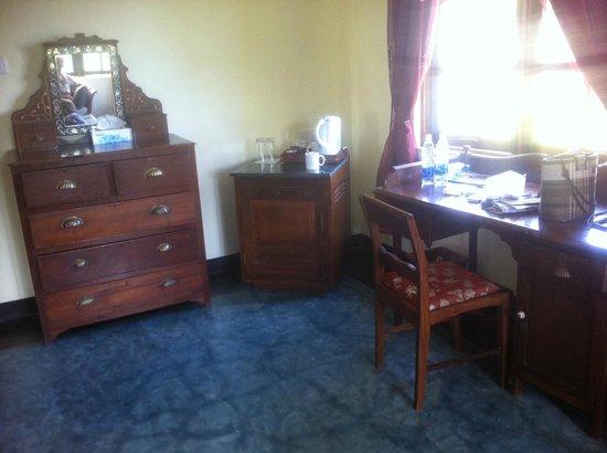 DoubleTree by Hilton Dar es Salaam-Oysterbay: Room