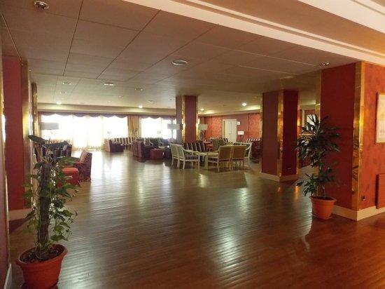Hotel Tuca RV Hotels: Salón común