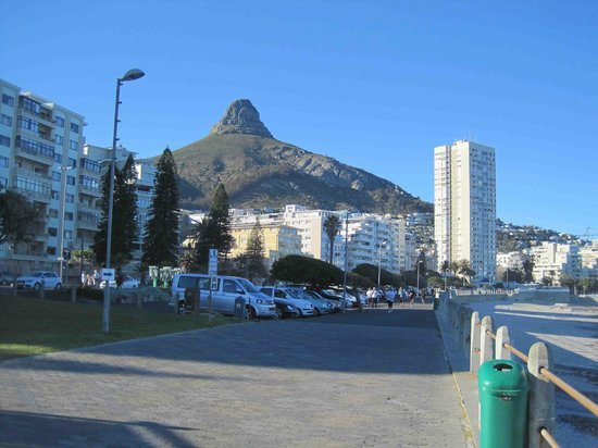 Protea Hotel by Marriott Cape Town Sea Point: close to hotel