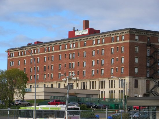 Prince Arthur Waterfront Hotel & Suites: 100 years old and full of character