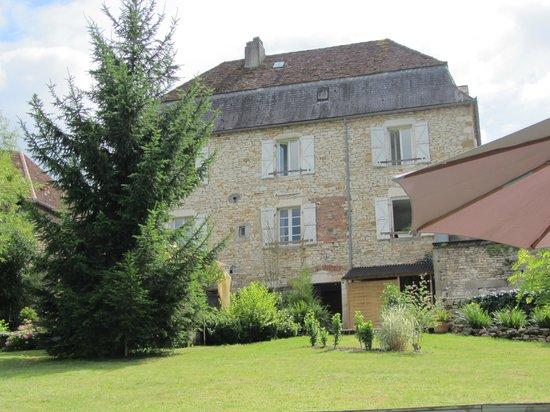 La Petite Vigne : View of the house