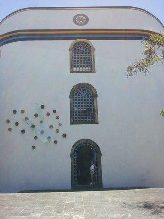 Pernambuco House of Culture: Uma das laterais