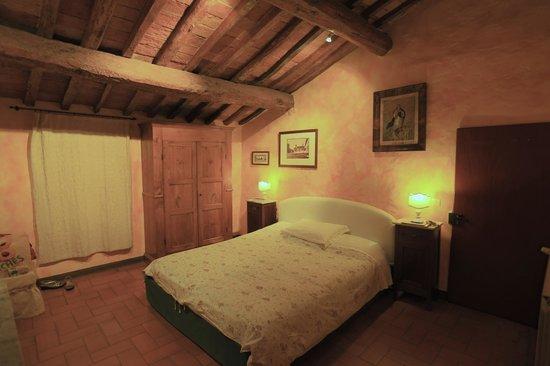 La Bandita Hotel Siena: Esta es la habitación.